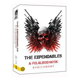 The Expendables - A feláldozhatók gyűjtemény (3 DVD)
