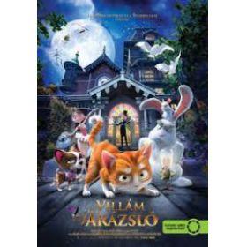 Villám és a varázsló (DVD)