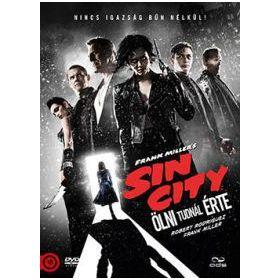 Sin City 2: Ölni tudnál érte (DVD)