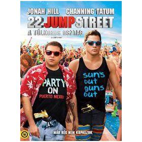 22 Jump Street - A túlkoros osztag (DVD)