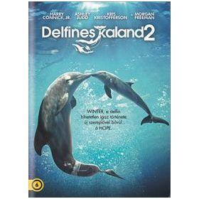 Delfines kaland 2. (DVD)