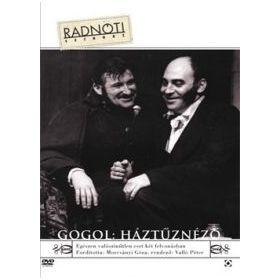 Gogol: Háztűznéző (DVD)