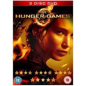 Az éhezők viadala 1-3 gyűjtemény (3 DVD)