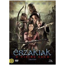 Északiak: A viking saga (DVD)