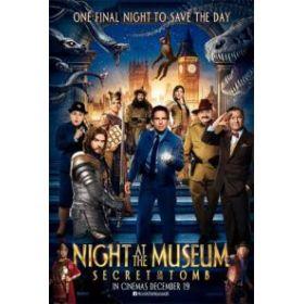 Éjszaka a múzeumban 3. A fáraó titka (DVD)