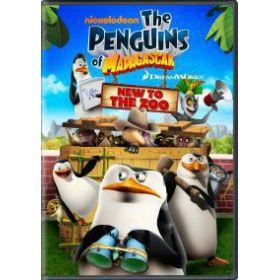 A Madagaszkár pingvinjei (DVD) (DreamWorks gyűjtemény)
