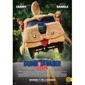 Dumb és Dumber kettyó (DVD)