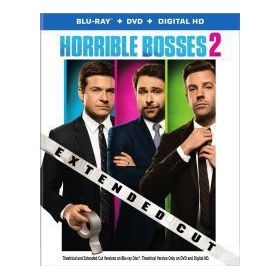 Förtelmes főnökök 2. (Blu-ray)