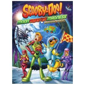 Scooby-Doo! Hold szörnyes őrület (DVD)