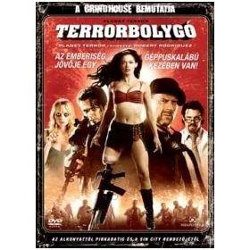 Grindhouse - Terrorbolygó (1 lemezes ) (DVD)