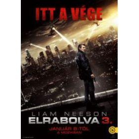 Elrabolva 3. (DVD)