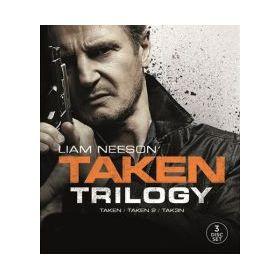 Elrabolva 1-3. gyűjtemény (3 Blu-ray)