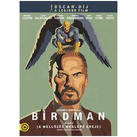 Birdman avagy (a mellőzés meglepő ereje) (zöld borítós) (DVD)