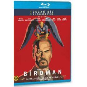 Birdman avagy (a mellőzés meglepő ereje) (Blu-ray)