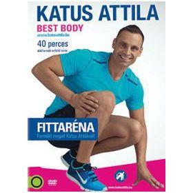 Katus Attila: Formáld magad - Fittaréna (DVD)