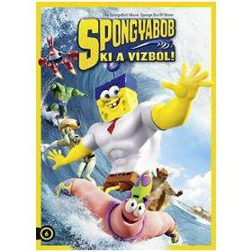 Spongyabob: Ki a vízből! (DVD)
