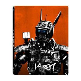 Chappie  (2 lemezes extra változat Blu-ray)