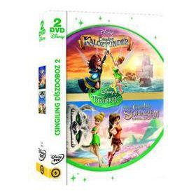 Csingiling és a Kalóztündér / Csingiling és a Soharém legendája - díszdoboz (2 DVD)