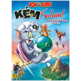 Tom és Jerry: Kémkaland (DVD)