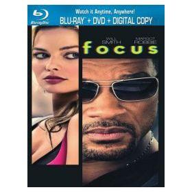 Focus - A látszat csal (Blu-ray)