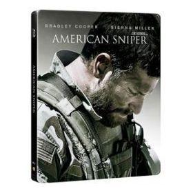 Amerikai mesterlövész - limitált, fémdobozos kiadás (futurepak) (Blu-ray