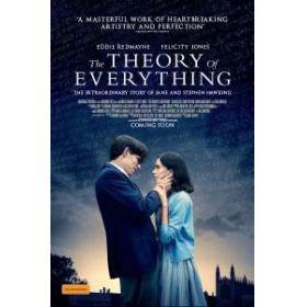 A mindenség elmélete (DVD)
