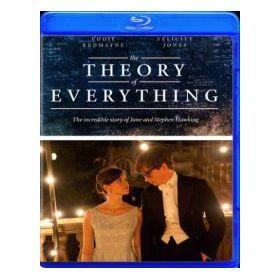 A mindenség elmélete (Blu-ray)