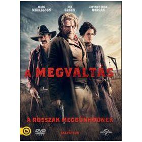 A megváltás (DVD)