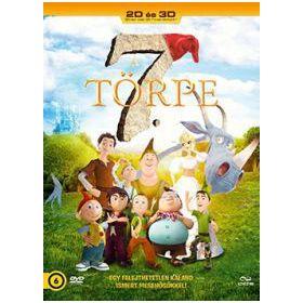 A 7. törpe (2D-s és 3D-s változat) (DVD)