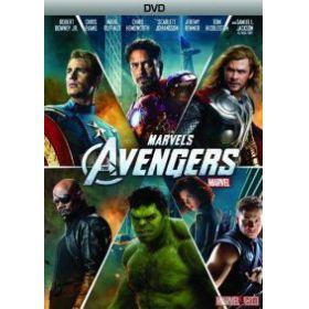 Bosszúállók gyűjtemény (Bosszúállók 1-2.) (2 DVD)