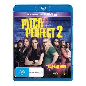 Tökéletes hang 2 (Blu-Ray)