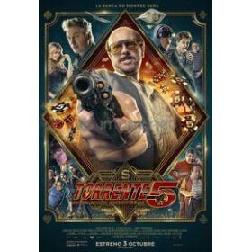 Torrente 5. - A kezdő tizenegy (DVD)