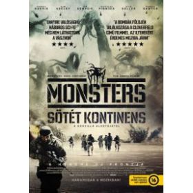 Monsters - Sötét kontinens (DVD)