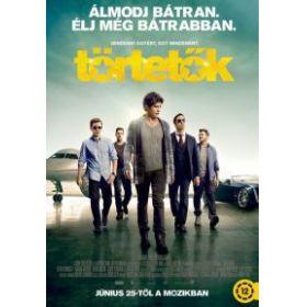 Törtetők (2015) (DVD)