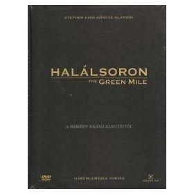 Halálsoron - Limitált, extra változat (3 DVD)
