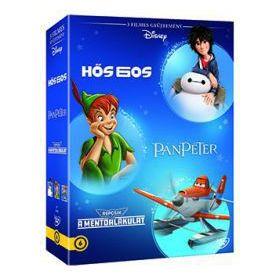 Fiús mesék díszdoboz (3 DVD)