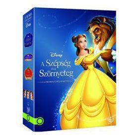 A Szépség és a Szörnyeteg díszdoboz (3 DVD)