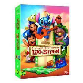 Lilo és Stitch díszdoboz (2 DVD)