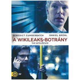 A WikiLeaks-botrány (DVD)
