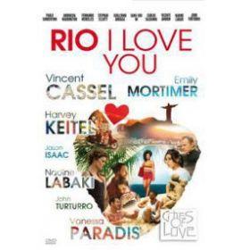 Rio, szeretlek! (DVD)
