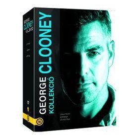 George Clooney kollekció (3 DVD)