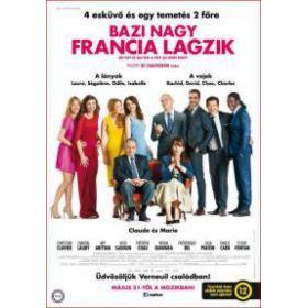 Bazi nagy francia lagzik (DVD)