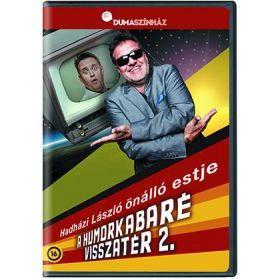 Dumaszínház: Humorkabaré visszatér 2. (DVD)