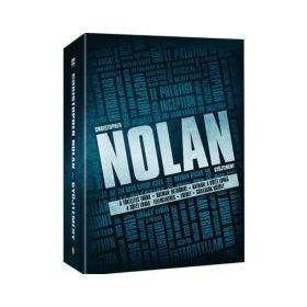 Christopher Nolan gyűjtemény (6 DVD)