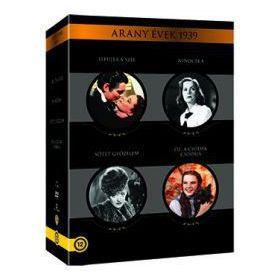 Arany évek 1939 gyűjtemény (5 DVD)