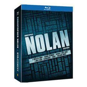 Christopher Nolan gyűjtemény (10 Blu-Ray)