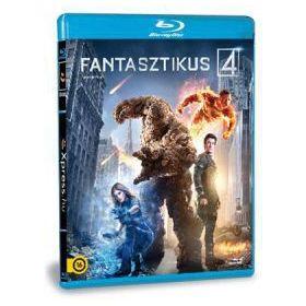 Fantasztikus Négyes (2015) (Blu-Ray)