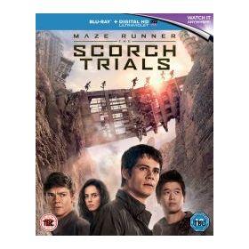 Az útvesztő - Tűzpróba (Blu-ray)