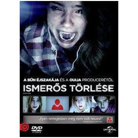 Ismerős törlése (DVD)  (Unfriended / Cybernatural)