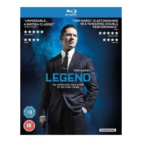 Legenda (Blu-Ray)